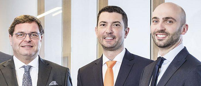Meinhardt, Gieseler & Partner, Kanzlei für Wirtschaftsrecht Bankenteam 2